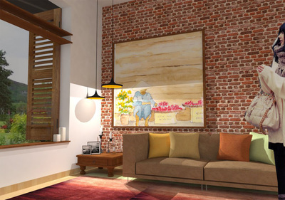 Interior Design and Detailing by Mumbai Architect SDMA
