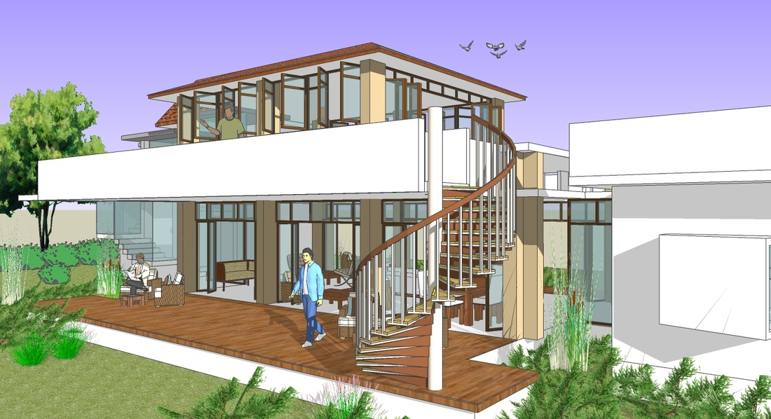 Architect Designed House Bungalow Design House Design