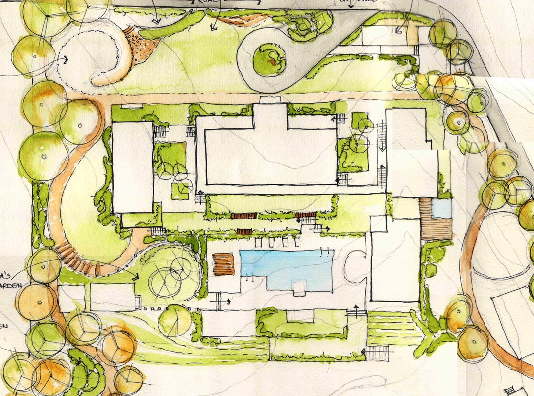 landscape design sdm architects
