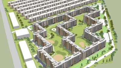 Residential Township Master Planning at Alwar, Rajasthan, India