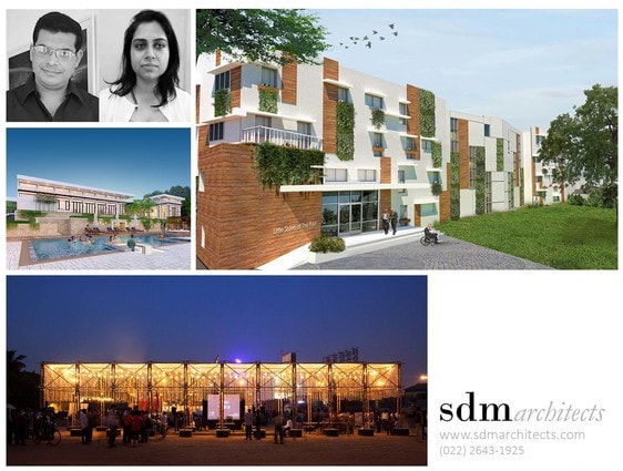 SDM Architects Brochure, Bandra West, Mumbai